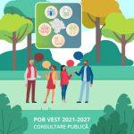 POR Vest 2021-2027, în consultare publică
