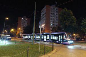Primul tramvai nou ajuns din Turcia, testat pentru omologare