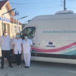 Bolile tiroidiene și ginecologice, investigate gratuit în Timiș prin intermediul unei caravane mobile
