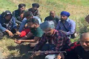 Peste 40 de migranți depistați în Timișoara