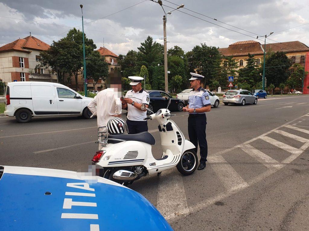 Dosare penale pentru doi șoferi din Timiș