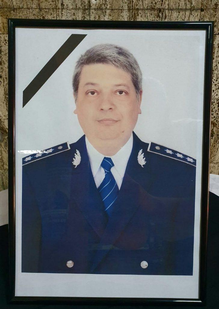 Moment de reculegere în memoria polițistului în rezervă Relu-Florian Lambu, care a murit în accidentul de la Albina
