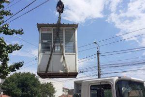 41 de chioșcuri amplasate fără autorizație, care ocupă domeniul public din Timișoara, vor fi ridicate