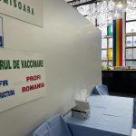 Peste o mie de vaccinuri anti Covid administrate în ultimele 24 ore