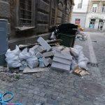Acțiune fulger pentru verificarea păstrării curățeniei de către agenții economici din zona centrală: 29 de firme controlate, 6 sancționate