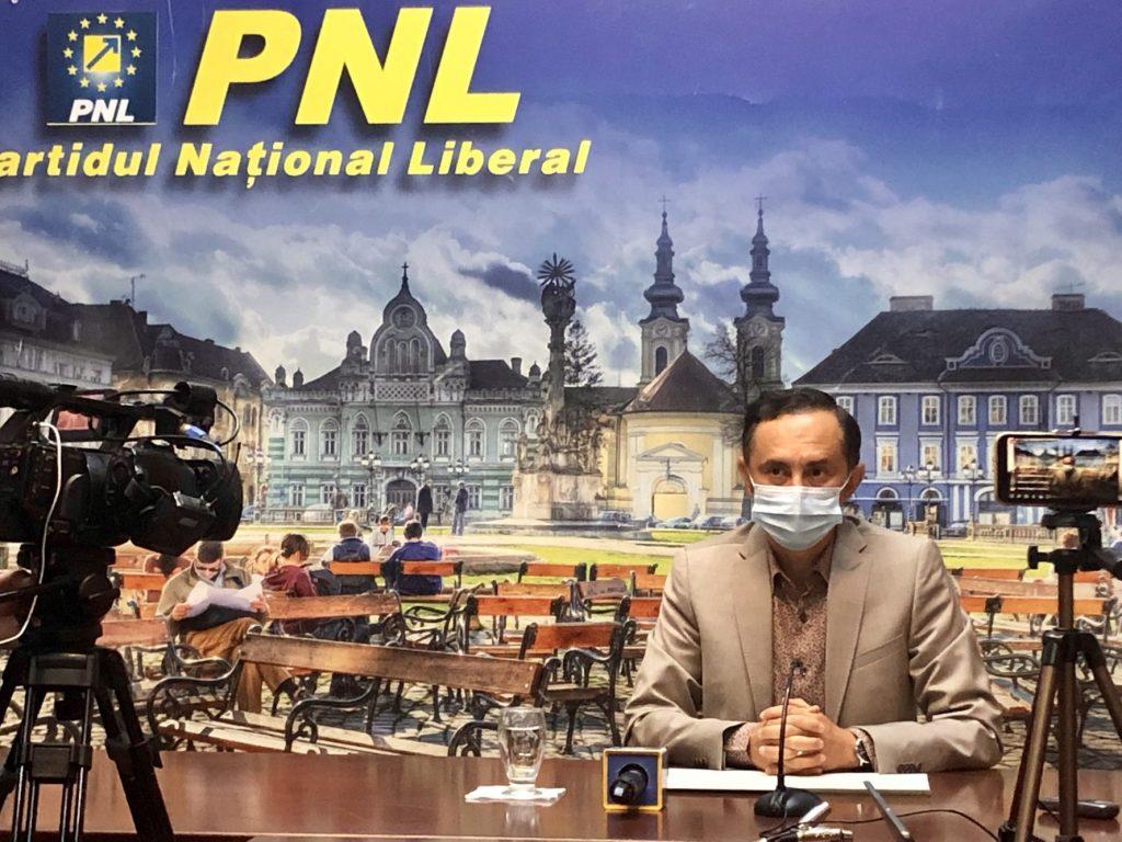 Alin Nica: PNL nu va susține majorarea taxelor și impozitelor din Timișoara