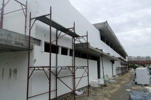 """Stadiul lucrărilor la noul ansamblu de clădiri de la Spitalul """"Victor Babeș"""""""