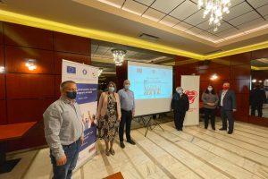 115 persoane aflate în risc de sărăcie și excluziune socială vor dobândi competențe antreprenoriale