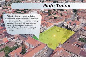 Proiectul de regenerare urbană a zonei Traian, la start