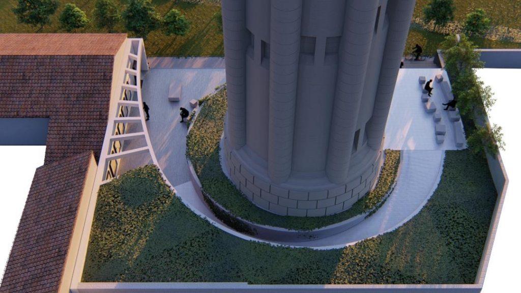 A fost semnat contractul pentru reabilitarea Turnului de Apă din Iosefin
