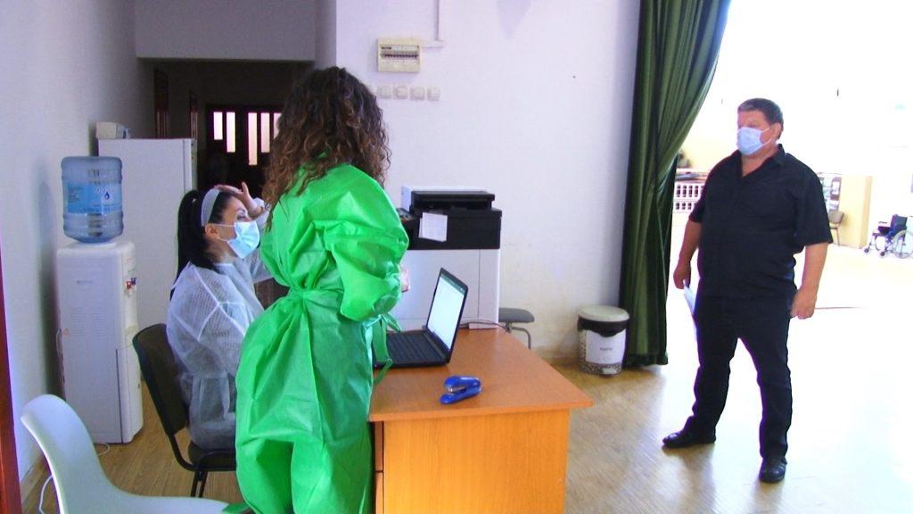 centru vaccinare Recas