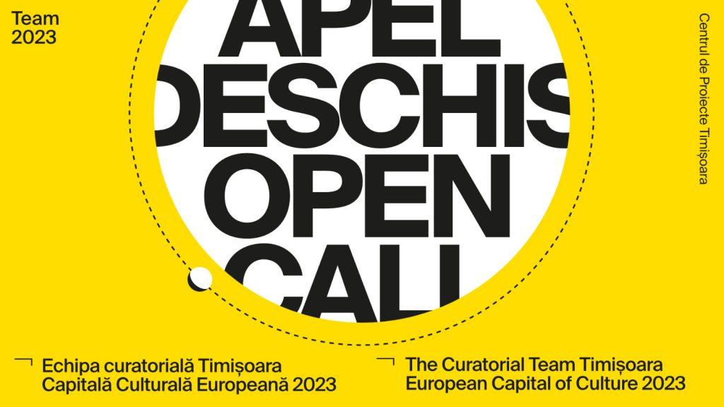 Timișoara caută 7 curatori și experți pentru Echipa Curatorială Timișoara 2023