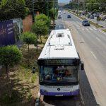 Mijloacele de transport în comun de pe mai multe linii vor circula deviat, duminică