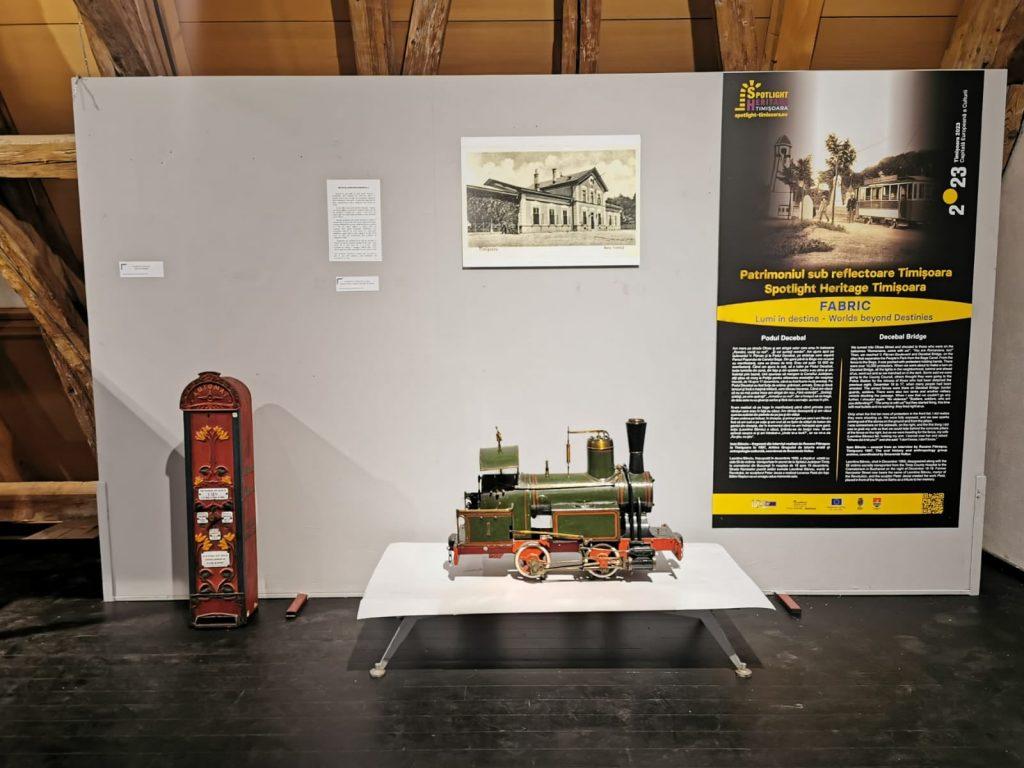 Automat de ciocolată din perioada interbelică, în colecția Muzeului Național al Banatului