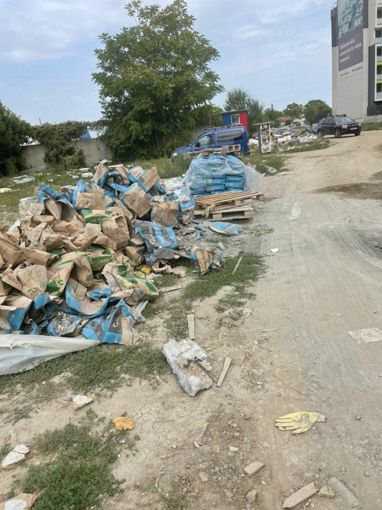 Protocol între Primăria Timișoara și Garda de Mediu pentru prinderea și sancționarea drastică a celor care abandonează deșeuri
