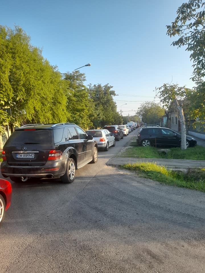 Reacția deputatului liberal Marilen Pirtea după ce a văzut traficul sufocat la orele de vârf în Timișoara