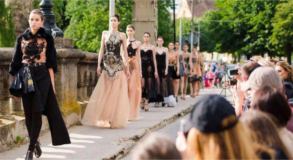 Facultatea de Arte și Design a UVT participă la Festivalul Internațional de Modă Transilvania Fashion