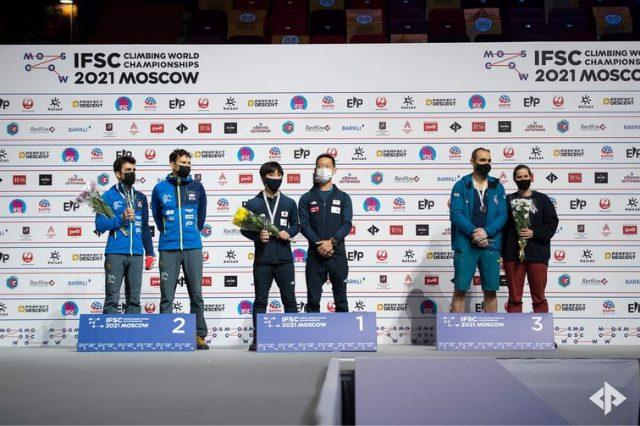 Răzvan Nedu este vicecampion mondial la paraclimbing