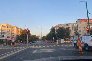 Primăria Timișoara a pregătit străzile și trotuarele pentru prima zi de școală. Există și lucrări nefinalizate