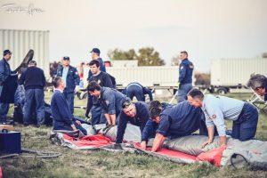 Pompierii timișeni participă la un exercițiu internațional de protecție civilă