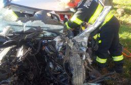 Accident grav în apropiere de Sânandrei