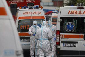 Cea mai neagră zi din pandemie: 442 de bolnavi au murit în ultimele 24 de ore. Sunt peste 16.000 de cazuri noi