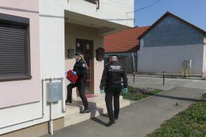 Peste 1.700 de persoane izolate și carantinate verificate zilnic, exclusiv, de polițiștii locali din Timișoara